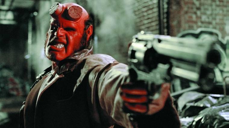 Újrakevert, 4K-s verzióban jelenik meg újra a klasszikus Hellboy film bevezetőkép