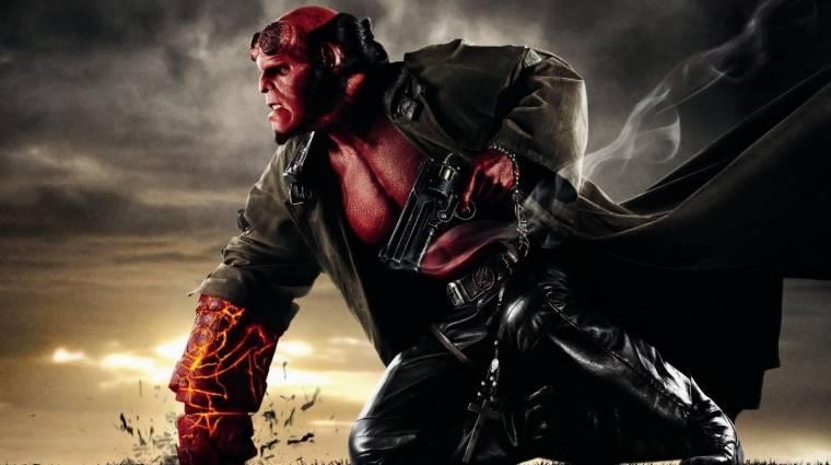 Kvíz: mennyire ismered a Hellboy filmeket? bevezetőkép
