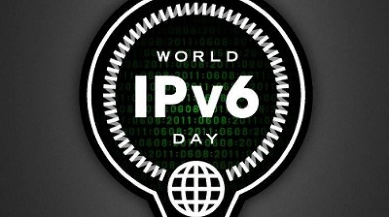 IPv6 napot tart holnap a Google és a Facebook kép