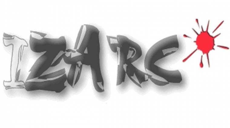 """IZArc, a """"mindentnyitó"""" kép"""