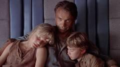 A Jurassic Park gyerekszereplői is szívesen visszatérnének az új filmben kép