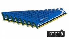 HyperX Genesis - négycsatornás RAM-ok a Kingstontól is kép