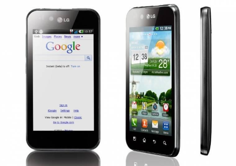 LG Optimus Black (P970)
