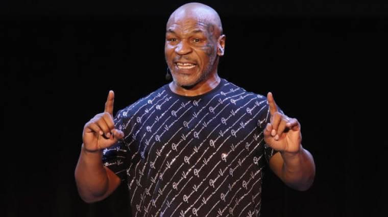 Mike Tyson rövid üzenetben tudatta, hogy visszatért bevezetőkép