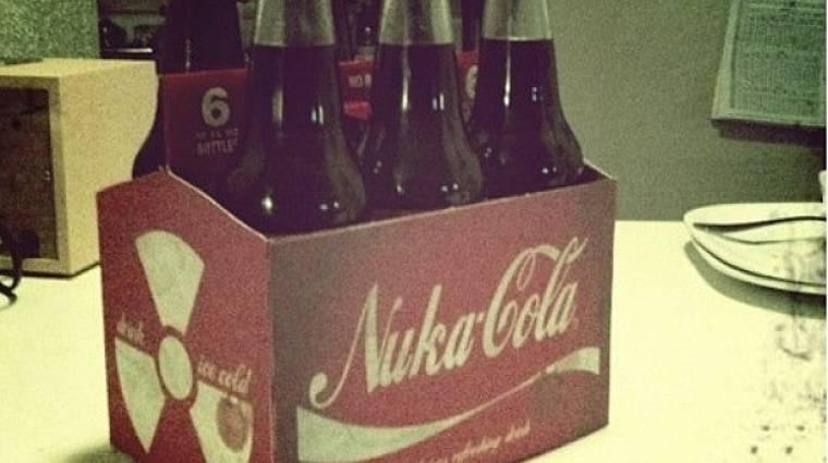 Mostantól Nuka-Colaval is olthatjuk a szomjunkat! bevezetőkép
