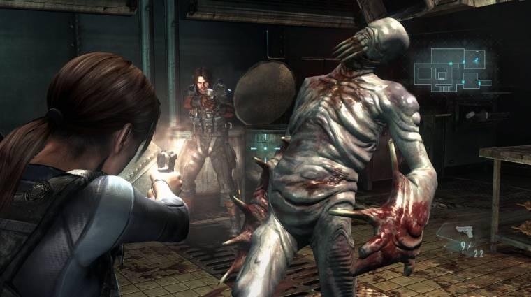 Resident Evil: Revelations - nem fogyott rosszul a HD kiadás bevezetőkép