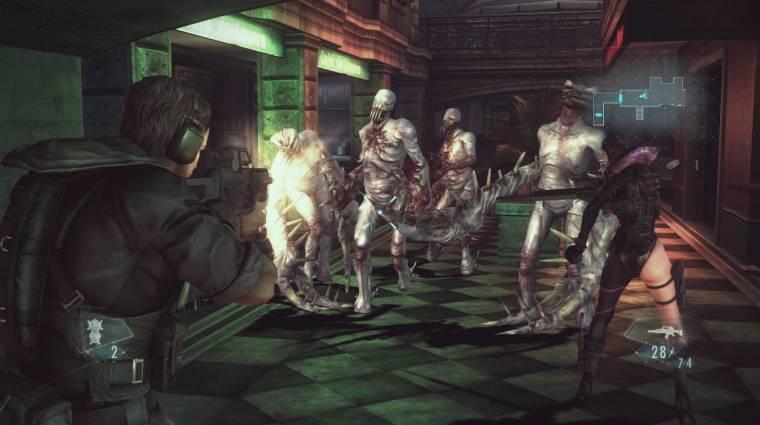 Resident Evil: Revelations - előrendelői akció a Steamen bevezetőkép