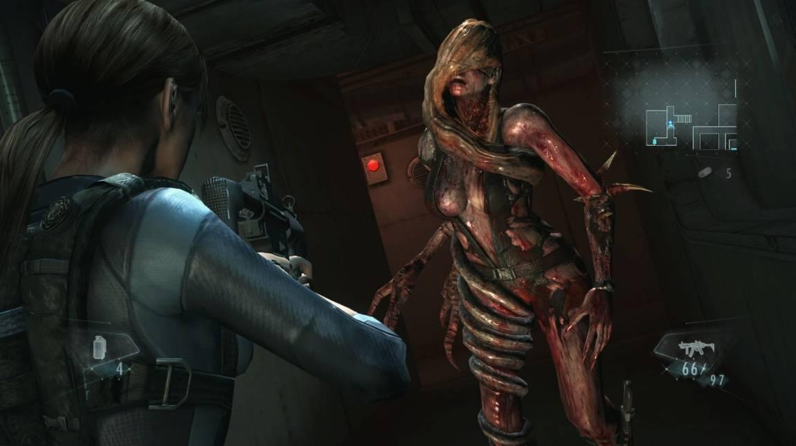 Resident Evil: Revelations HD teszt - zombi nincs benne bevezetőkép