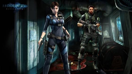 Resident Evil: Revelations infódoboz