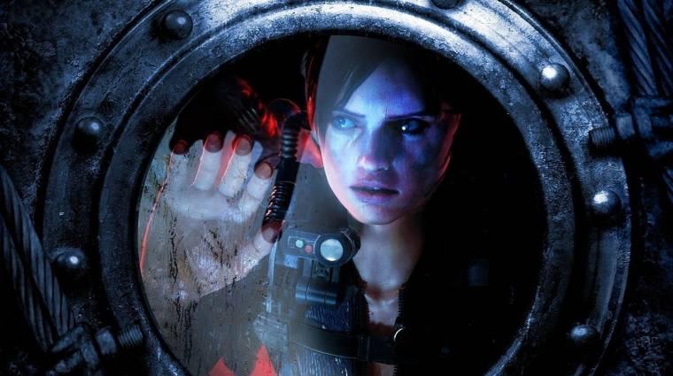 Resident Evil: Revelations - mozgásban a PS4-es és Xbox One-os verzió bevezetőkép