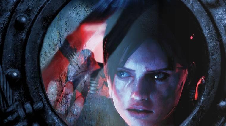 Resident Evil: Revelations - már PS4-re és Xbox One-ra is elérhető bevezetőkép