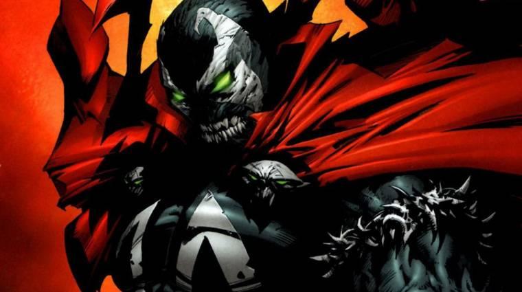 Todd McFarlane a Joker sikerét látva még jobban bízik egy R-besorolású Spawn filmben bevezetőkép