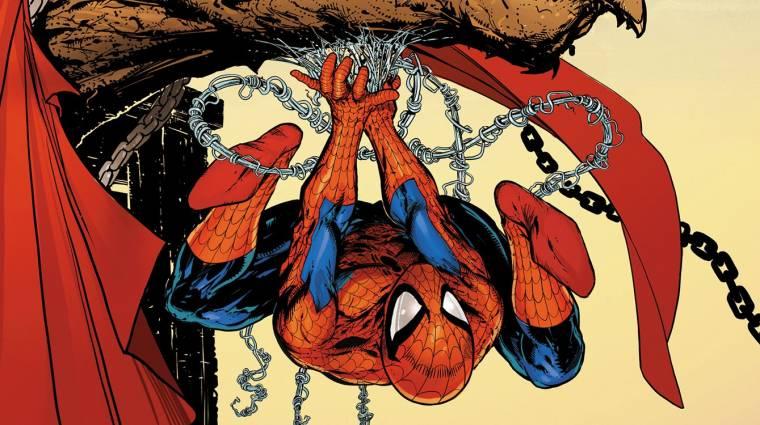 Közös borítón Pókember és Spawn, Todd McFarlane visszatért egy projekt erejéig bevezetőkép