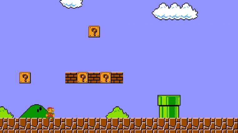 Így ünnepli a Google a Super Mario Bros. 30. szülinapját bevezetőkép