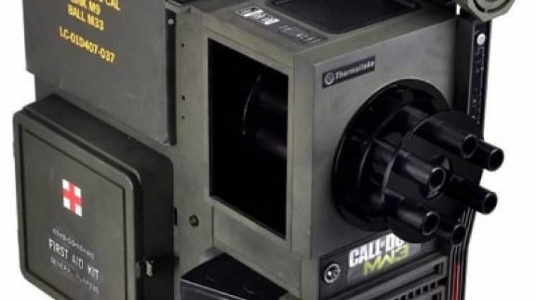 Call of Duty-ház rakétavetővel a Thermaltake-től kép