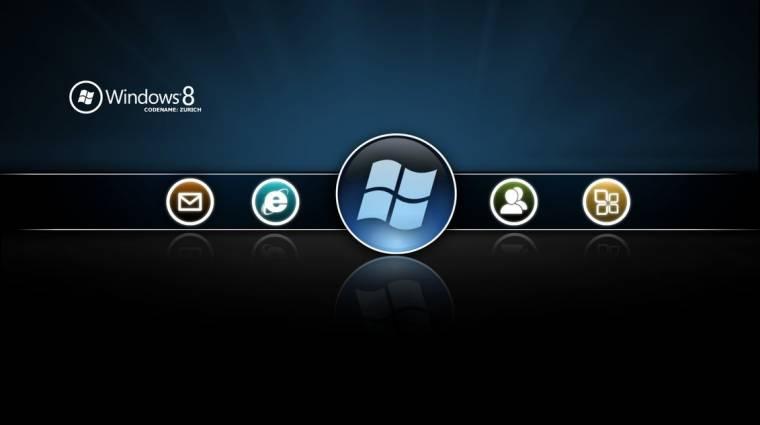 Napi tipp: Windows 8 - top 10 nem hivatalos háttérkép kép