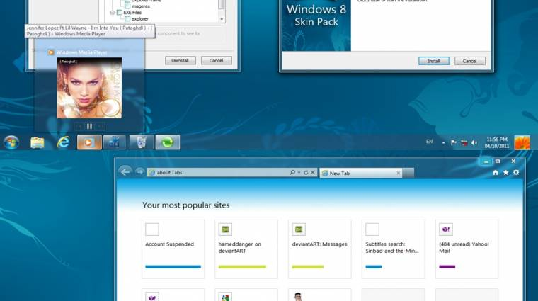 Napi tipp: Windows 7-ből Windows 8-at kép