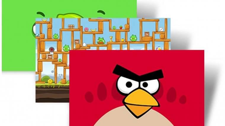 Hogyan használjuk a hivatalos Angry Birds témát Windows 7 alatt? kép