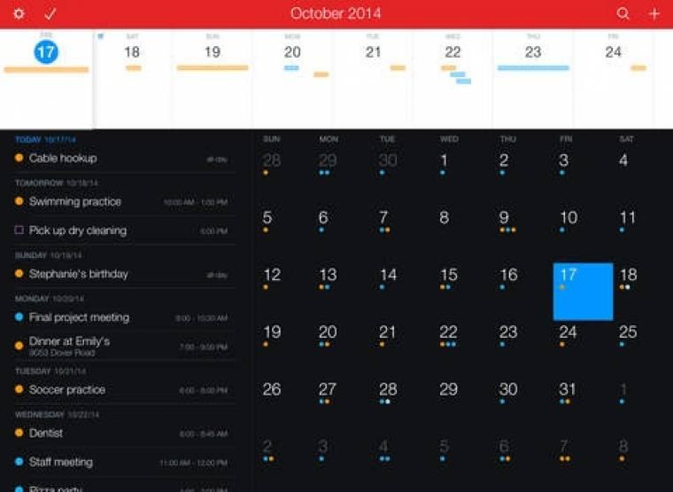 android naptár magyar Az 5 legjobb naptár mobilra   PC World android naptár magyar