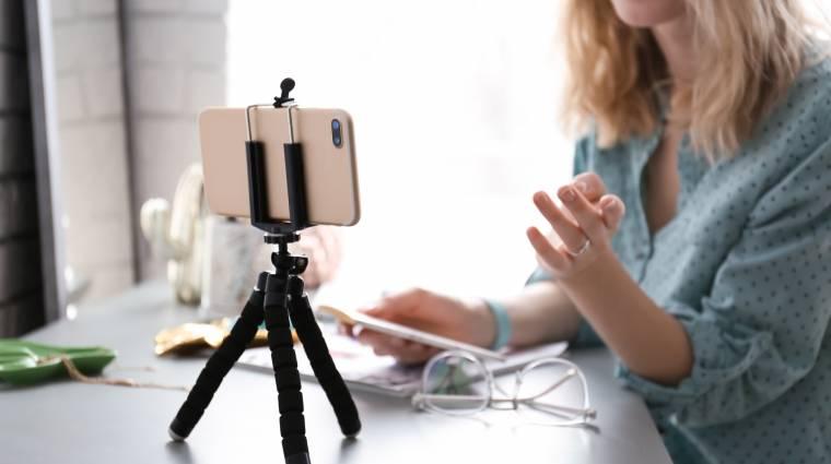 Így csinálhatsz webkamerát a mobilodból kép