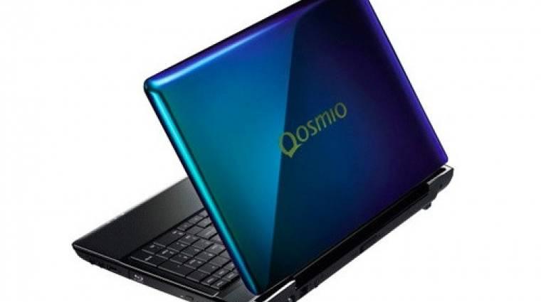 Színváltós notebook a Toshibától kép