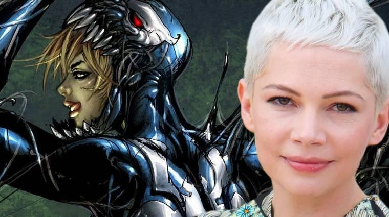 Kiderült, hogy kit alakíthat Michelle Williams a Venomban kép