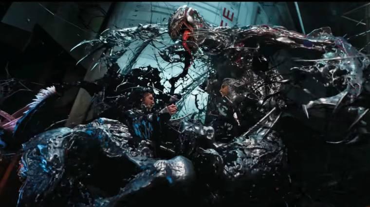 Egy új szimbióta is feltűnhet a Venom következő részében? bevezetőkép
