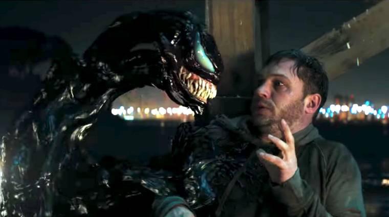 Venom - ilyen stáblistás jelenetek lesznek kép