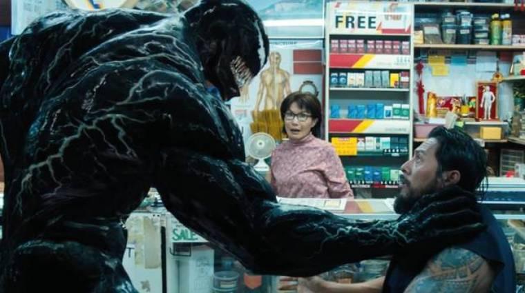 A Venom 2 durvább lehet elődjénél, és ez a Joker miatt van bevezetőkép