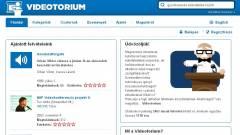 Videotorium - Elindult az első magyar tudományos videomegosztó kép