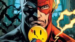 Batman és Flash figyel majd az Őrzökre az új crossoverben kép