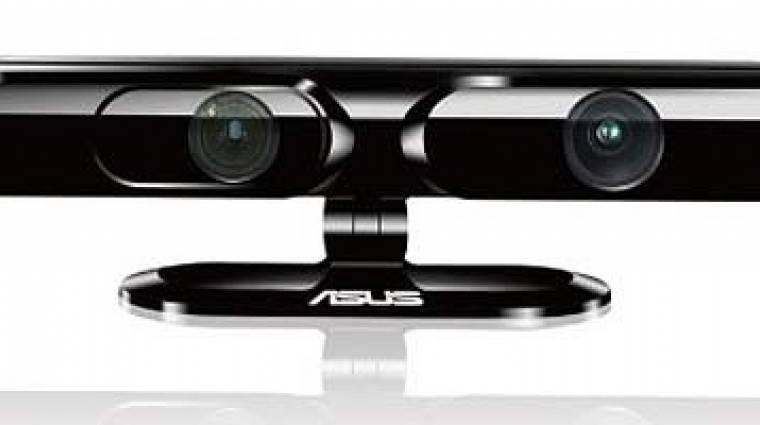 Bemutatta Kinect-klónját az Asus kép