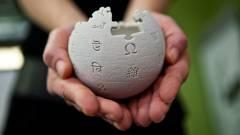 10 év után áttervezik a Wikipedia felületét kép