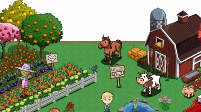 A Zynga-sztori: farmerből befektető kép