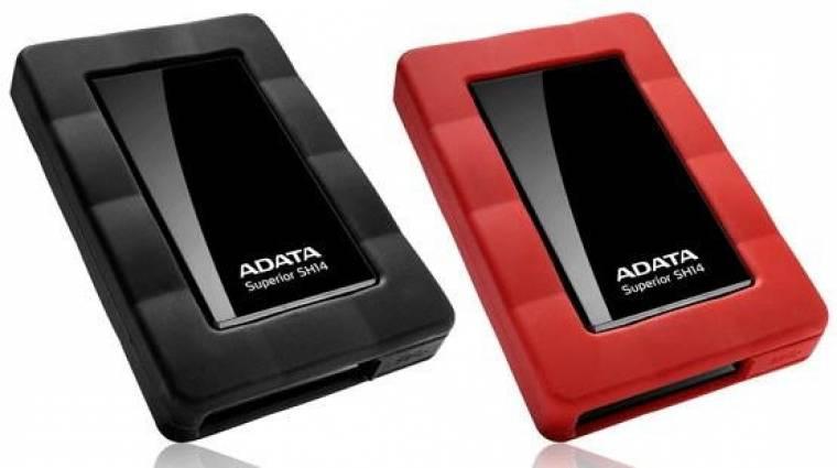 USB 3.0-ás, ütésálló HDD-k az A-Datától kép