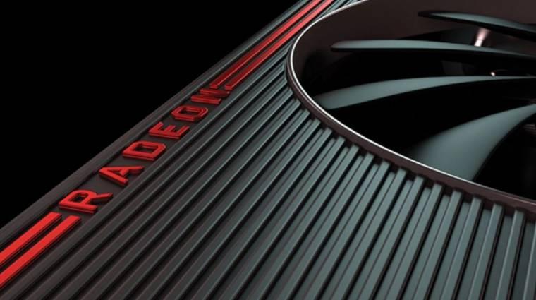 Még idén olyan kártyát villant az AMD, amitől félhet az Nvidia kép