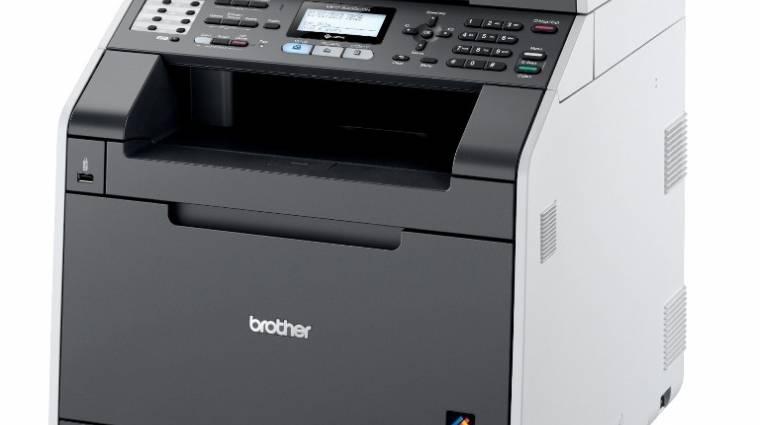 Első új duplex fecske a Brother MFC-9460CDN kép