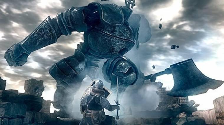 Hiánypótló Dark Souls DLC érkezik  bevezetőkép