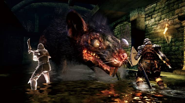 Dark Souls - a petíció PC-s verziót hozhat?  bevezetőkép