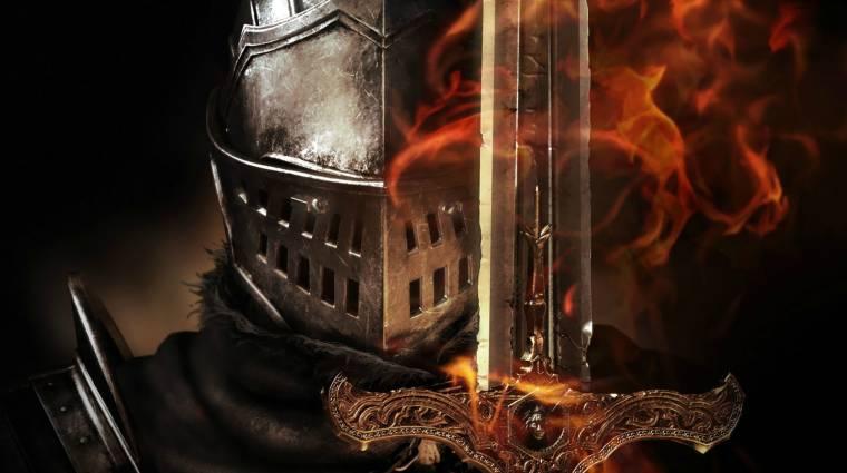 Már nem kínszenvedés a Dark Souls egérrel és billentyűzettel bevezetőkép
