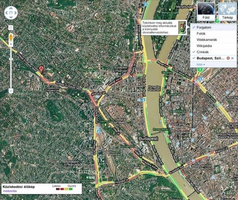 Műholdas Térkép Győr