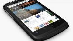 Frissítés érkezik a HTC Desire S-re kép