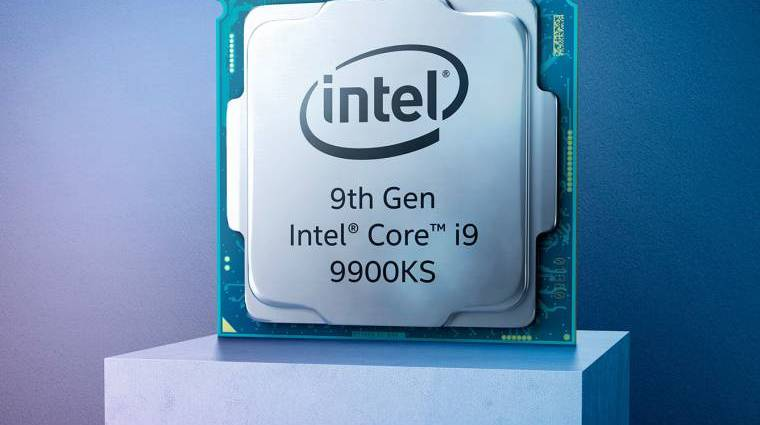 Nyugdíjba megy az Intel Core i9-9900KS kép