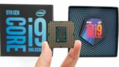 Visszavághat az AMD-nek az Intel Core i9-10900K? kép