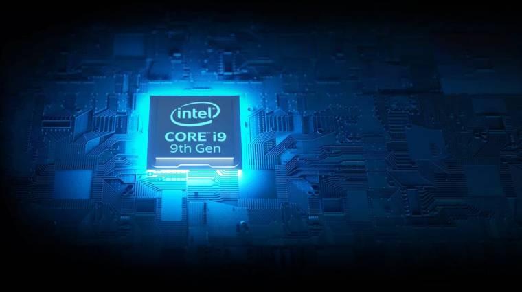 Aktív hűtés nélkül is jól elvan az Intel Core i9-9900T kép