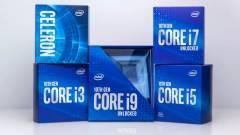 Íme minden, amit az Intel Comet Lake CPU-król tudni lehet kép