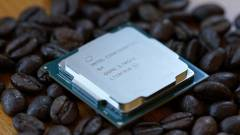 Kivonja a forgalomból a Coffee Lake processzorait az Intel kép