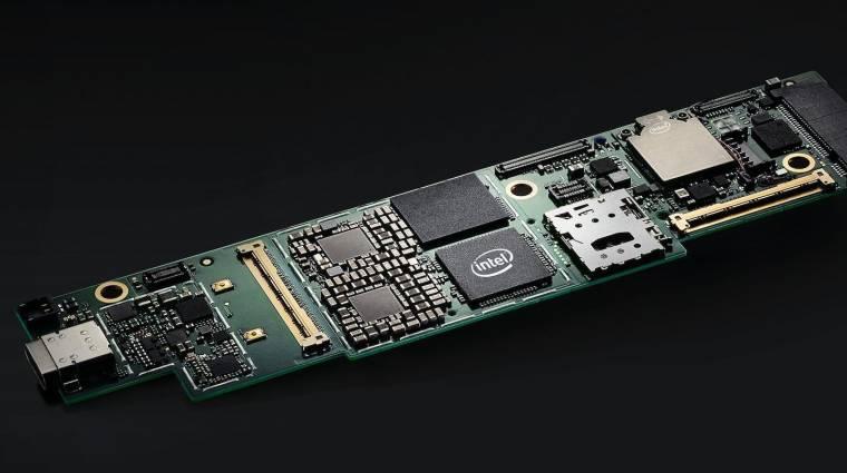 Itt vannak az első Intel Lakefield processzorok kép