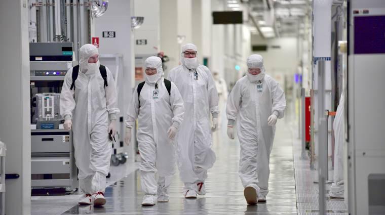 Átszervezések az Intelnél: új kézben a 7 és 5 nm-es fejlesztések kép