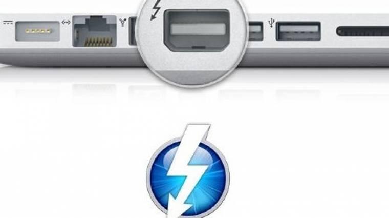 Intel Thunderbolt: vége az USB 3.0-nak? kép